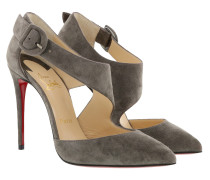 Pumps Sharpeta 100 Smooth Suede Grey