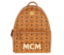 Rucksack Trilogie Stark Backpack Small Medium Cognac cognac