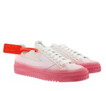 Sneakers Degrade Arrow Sneaker White/Fuchsia