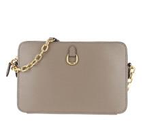 Bennington Crossbody Bag Saffiano Taupe Tasche