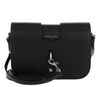 YSL Charlotte Mini Bag Black Tasche