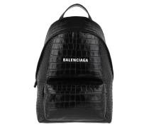 Rucksack Everyday Backpack S Black