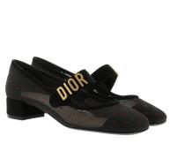 Pumps Baby Dior Mary Jane 30 Pumps Black/Red schwarz