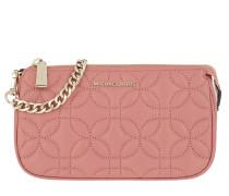 Pochette MD Chain Pouchette Rose rosa