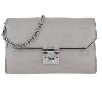 Millie Wallet Small Flap Bag Dove