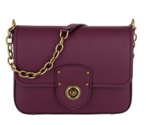 Millbrook Chain Crossbody Bag Small Eggplant Tasche