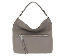 Hobo Bag Linna Small Zinc