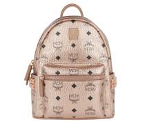 Stark Backpack Mini Champagne Gold Rucksack