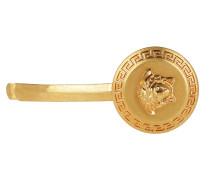 Schmuck Medusa Metal Pin Tribute Gold gold