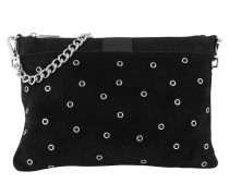 Bunche Park Eye Crossbody Bag Black Pochette