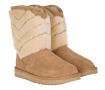 W Tania Chestnut Schuhe