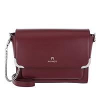 Amber Crossbody Bag S Burgundy Tasche