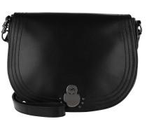 Umhängetasche Cavalcade Crossbody Bag Medium Black schwarz