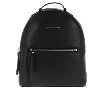 Iconic Tommy Backpack Black Rucksack