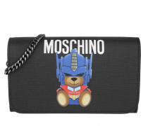Transformers Ready to Bear Wallet On Chain Black