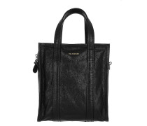 Tote Bazar Shopper XS Leather Black schwarz