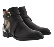 Vaughan Boots Black Schuhe