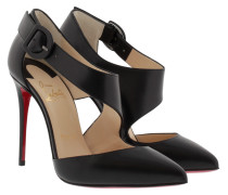 Pumps Sharpeta 100 Nappa Shiny Black