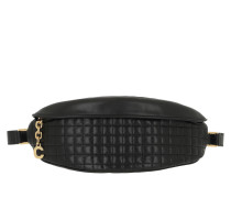 Gürteltasche C Charm Belt Bag Quilted Leather Black