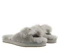 Schuhe W Mirabelle Slipper Willow grau
