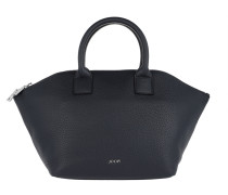 Nature Grain Venja Handbag Dark Blue Tote