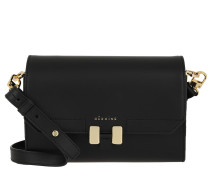 Umhängetasche Lilia Tablet Mini Crossbody Black