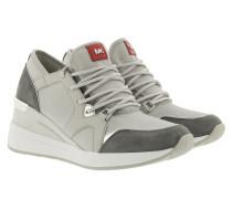 Liv Trainer Aluminum Sneakers