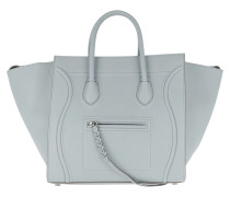 Phantom Bag Medium Pearl Blue Tote