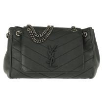 Umhängetasche Nolita Shoulder Bag S Leather Green grün