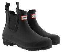 Boots Womens Original Chelsea Black schwarz