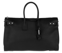 Sac De Jour Leather Black Reisetasche
