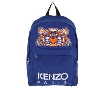 Rucksack Kanvas Tiger Backpack French Blue blau