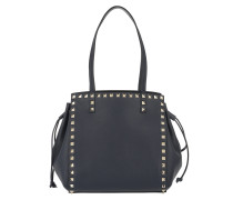 Small Rockstud Double Handle Bag  Tote