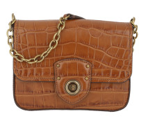 Millbrook Chain Crossbody Bag Small Bourbon Tasche