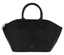 Nature Grain Venja Handbag Black Tote