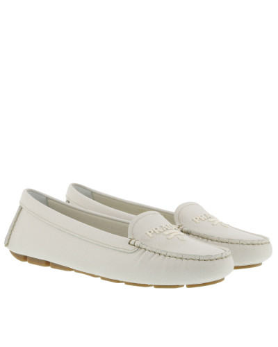 Drive Logo Loafers Leather Talco Schuhe