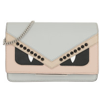 Wallet on Chain Bag Bugs Soap/Grey Tasche