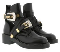 Ceinture Ankle Boots Black Schuhe