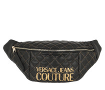 Gürteltasche Golden Zipper Belt Bag Black schwarz
