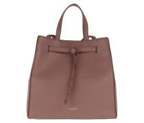 Tote Mayfair Drawstring Bag Open Pink rosa