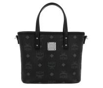 Umhängetasche Anya Top Zip Shopper Mini Black schwarz