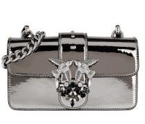 Mini Love Sparkly Crossbody Bag Canna Fucile Free Tasche