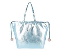Grinza Sienna Handbag Light Blue Shopper