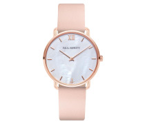 Uhr Watch Miss Ocean Line Pearl Strap Nude Rosegold