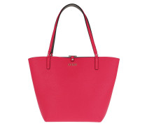 Shopper Alby Toggle Tote Candy Grey