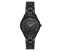 Uhr MK4337 Lauryn Ladies Metals Watch Black schwarz