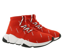 Sneakers Speed Trainers Rouge/Blanc rot