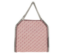 Tote Falabella Shoulder Bag Canvas Rose rosa