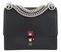 Kan I Small Shoulder Bag Nero