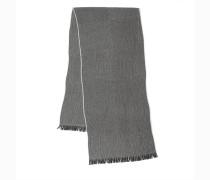 Accessoire Woolen Twill 40x170 Scarf Salt Pepper